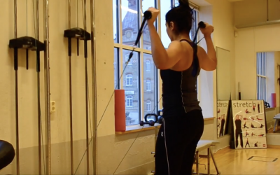 Shoulder part IV – External rotation in 90° abuction